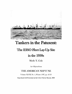 Tankers --- title page 2